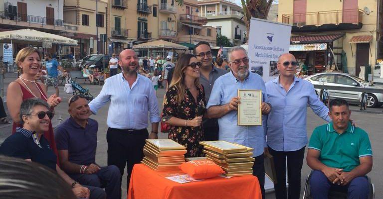 COOPSERVICE F.M. SUPPORTA IL PROGETTO DELLA ONLUS ASMS (Associazione Siciliana Medullolesi Spinali)